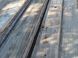 reclaimed barn siding
